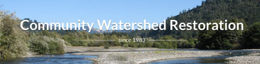 communitywatershedrestoration